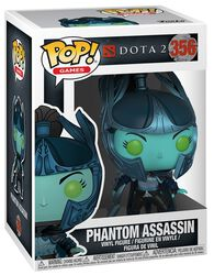 2 - Figurine En Vinyle Phantom Assassin 356