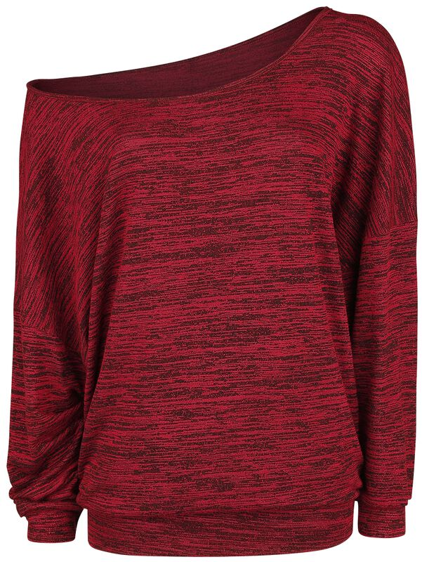 Sweater Large Col Bateau