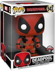 Deadpool (Life Size) - Funko Pop! n°543