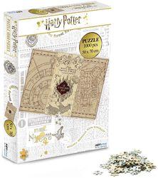 Carte Du Maraudeur - Puzzle