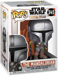 The Mandalorian - The Mandalorian - Funko Pop! n°345