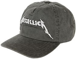 Glitch Logo - Washed Dad Cap