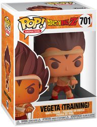 Dragon Ball Z - Vegeta (Training) - Funko Pop! n°701