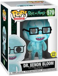 Dr. Xenon Bloom (GITD) - Funko Pop! n°570