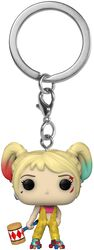 Harley Quinn (Bataille Boobytrap) - Pop! Keychain