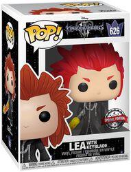 Kingdom Hearts 3 - Lea Avec Keyblade - Funko Pop! n°626