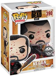 Negan (Version Sanglante) - Funko Pop! n°390