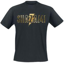 Shazam Le Film - Logo