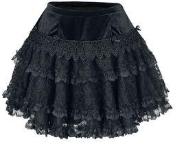 Mini Jupe Gothic Lolita