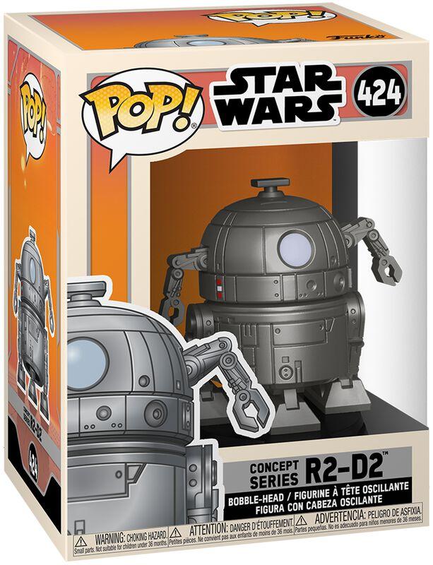 R2-D2 (Concept Series- - Funko Pop! n°424
