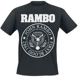 Sceau - John Rambo - First Blood 1982