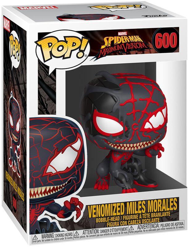 Maximum Venom - Venomized Miles Morales - Funko Pop! n°600