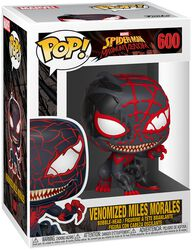 Maximum Venom - Venomized Miles Morales - Funko Pop! n°600