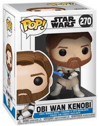 Figurine En Vinyle Clone Wars - Obi Wan Kenobi 270
