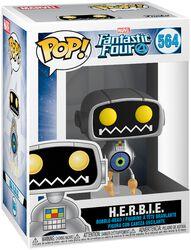 H.E.R.B.I.E. - Funko Pop! n°564