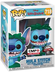 Stitch Hula - Funko Pop! n°718