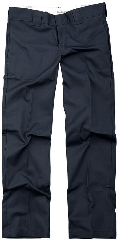Pantalon Slim Straight Work