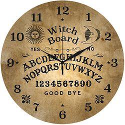 Horloge Murale Ouija