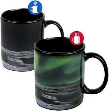 Northern Lights - Mug Thermoréactif Northern Lights - Mug Thermoréactif