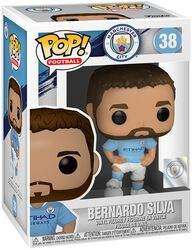 Football Manchester City - Bernardo Silva - Funko Pop! n°38