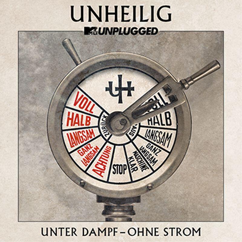 """MTV unplugged """"Unter Dampf - ohne Strom"""""""