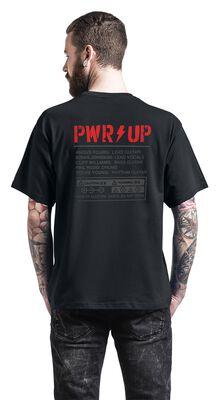PWR UP - Lightning Angus