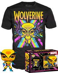 Lumière Noire - Wolverine - Pop & T-Shirt