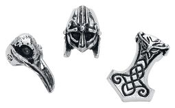 Norse Hair Beads
