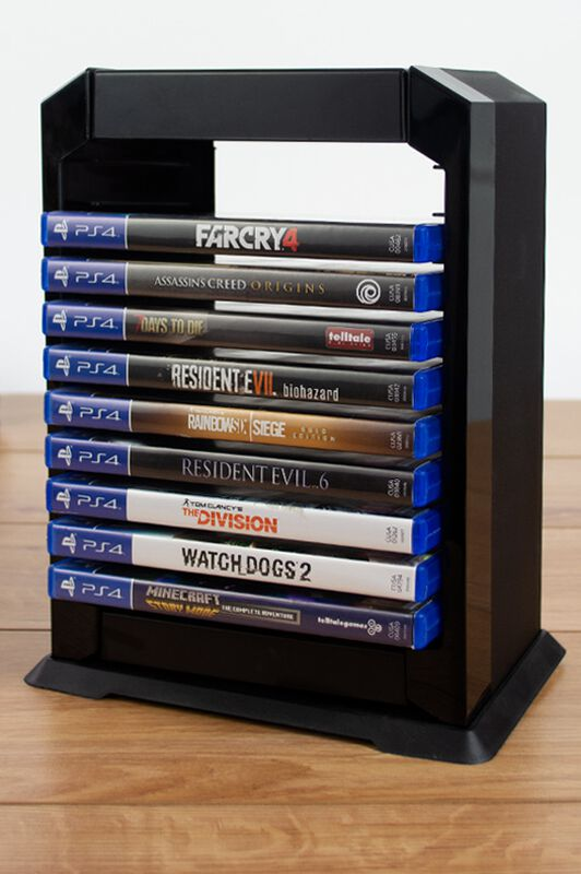 Tour De Rangement Premium Jeux Sony Playstation 4   Numskull Accessoires   EMP
