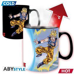 Z - Goku vs Buu - Mug Thermoréactif