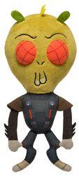 Galactic Plushies: Michael Krombobpulous