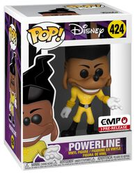 Dingo Et Max - Figurine En Vinyle Powerline 424