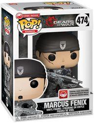 Marcus Fenix - Funko Pop! n°474