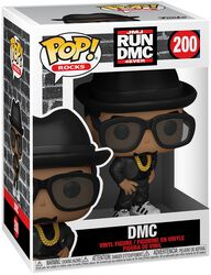 DMC Rocks Vinyl Figur 200