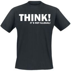 THINK! It's Not Illegal!