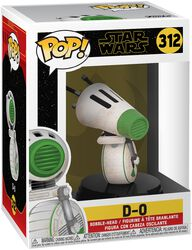 Épisode 9 - L'Ascension de Skywalker - D-O - Funko Pop! n° 312