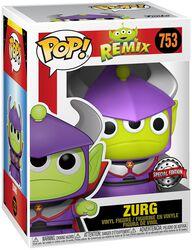 Alien En Zurg (Métallique) - Funko Pop! n°753