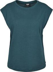 T-Shirt Forme Basique Femme