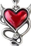 Clous D'Oreille Devil Heart