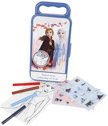 La Reine Des Neiges 2 - Kit D'Activités De Voyage