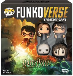 Funkoverse Harry Potter - Version Anglaise