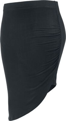 Ladies Asymmetric Viscose Skirt