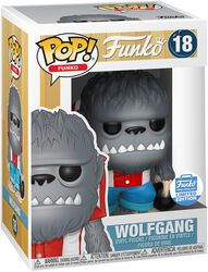 Fantastik Plastik Wolfgang (Funko Shop Europe) - Funko Pop! n°18