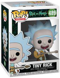 Tiny Rick - Funko Pop! n°489