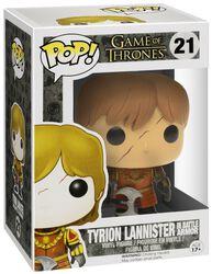 Tyrion En Armure - Funko Pop! n°21
