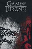 Emblèmes Stark et Targaryen - Face à face
