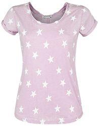T-shirt Femme Étoiles