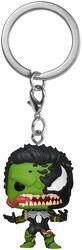 Porte-clés Venomized Hulk Pocket POP!
