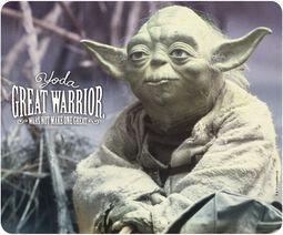 Yoda - Tapis Souris Great Warrior