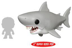 Les Dents De La Mer - Grand Requin Blanc (Oversize) - Funko Pop! n°758